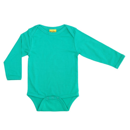 Long Sleeve Bodysuit Jade from More Than a Fling