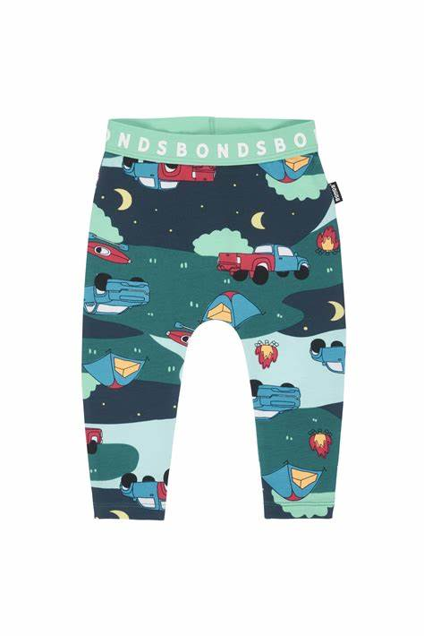 Bonds Stretchies Leggings Summer Holidays