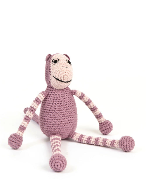 Pink Monkey Teddy