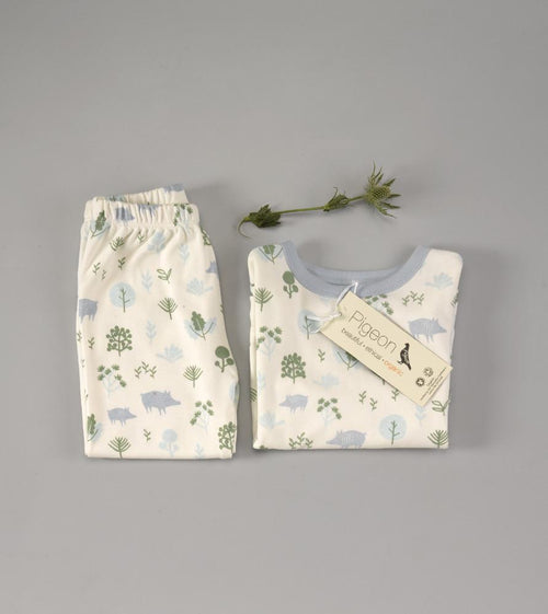 Organic Cotton Pyjamas in a Bag