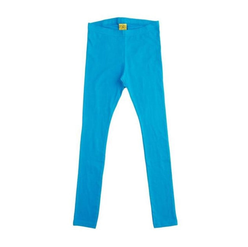 More Than a Fling Caribbean Blue Leggings