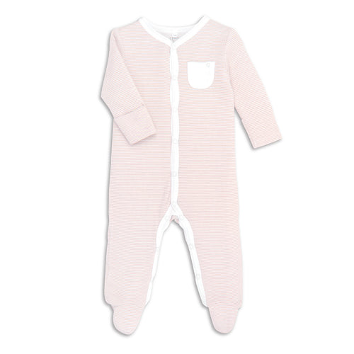 Baby Mori luxury cotton bamboo babygrow