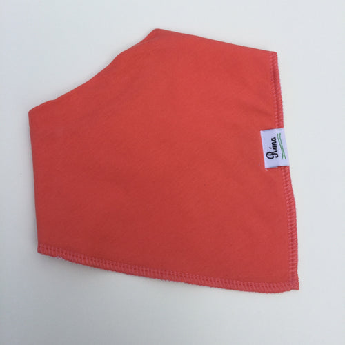 Rúna Baby Sunset Organic Cotton Bandana Bib