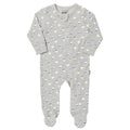 Forest Friends Zip Sleepsuit