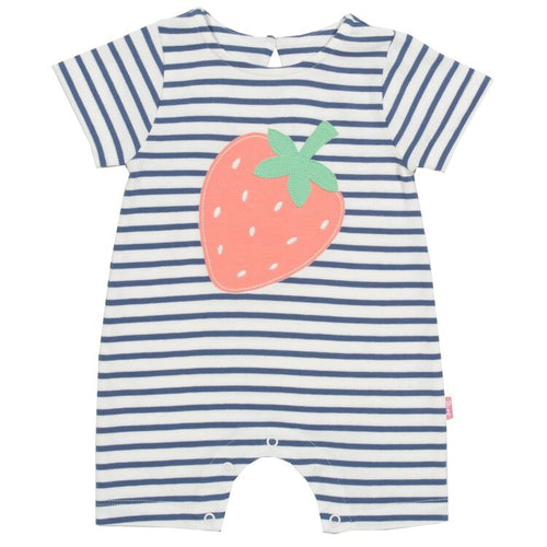 Strawberry Summer Romper