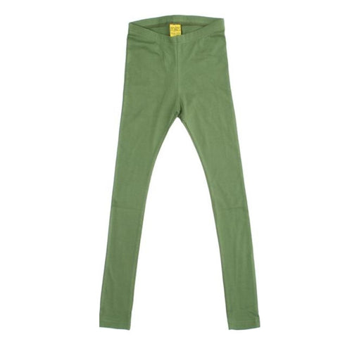 More Than a Fling Grass Green Leggings