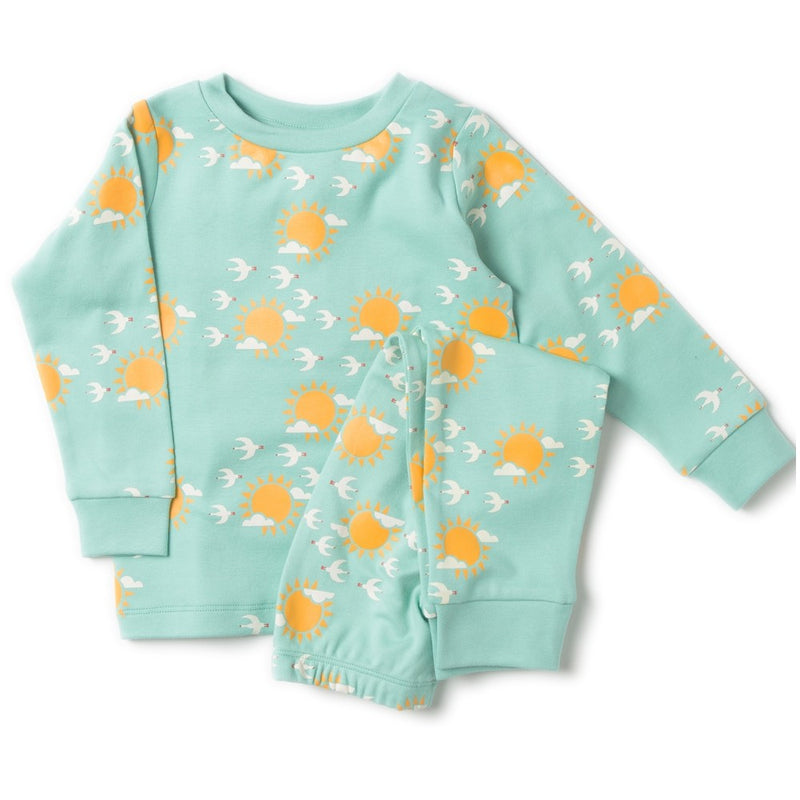 Follow the Sun Organic Cotton Pyjamas