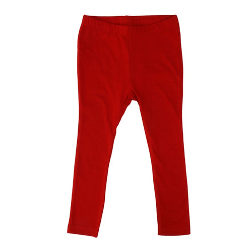 More Than a Fling Pompeian Red Leggings
