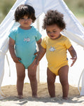 Seaside 2 Pack Bodysuit - Long Sleeve