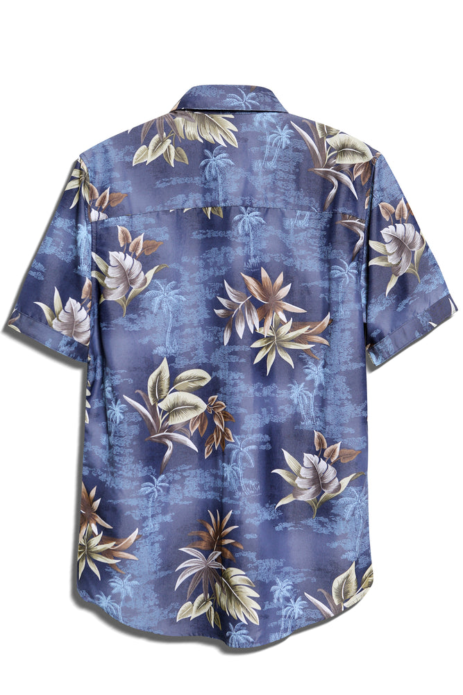 Nogalus Tropical Slim Fit Shirt