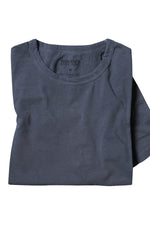 Organic Cotton T-Shirt - Dark Blue