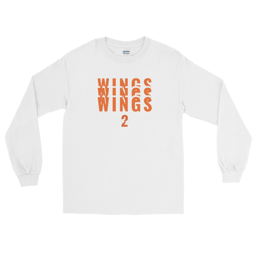 Long Sleeve Winged T 2