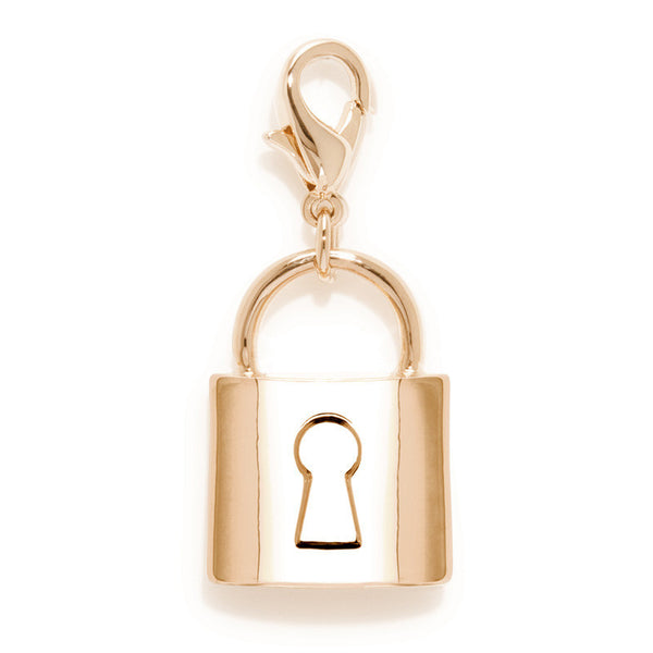 The Classic Lock Pet Charm
