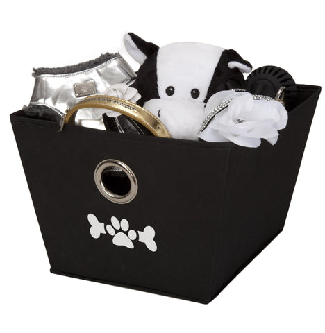 Pet Toy Bin (set of 3)