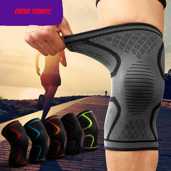 Knee Support Compression Sleeve - BuyGearNow