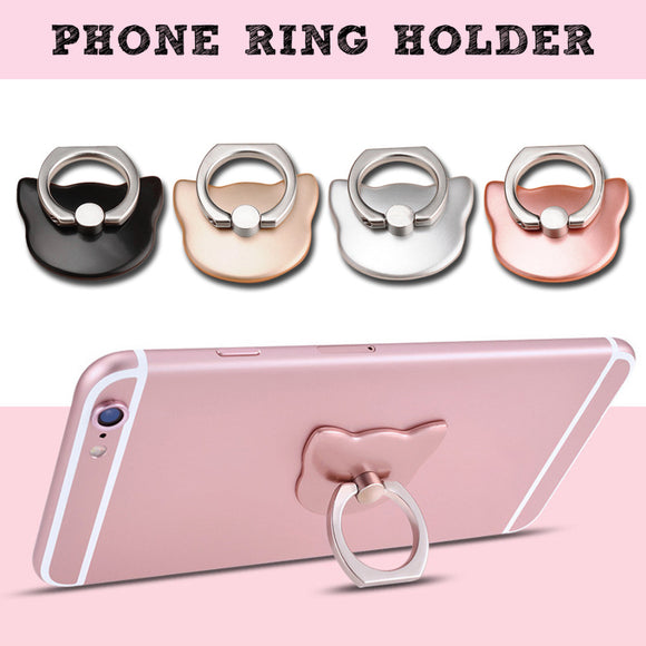 Cat Phone Ring Holder For Smart Phones - BuyGearNow
