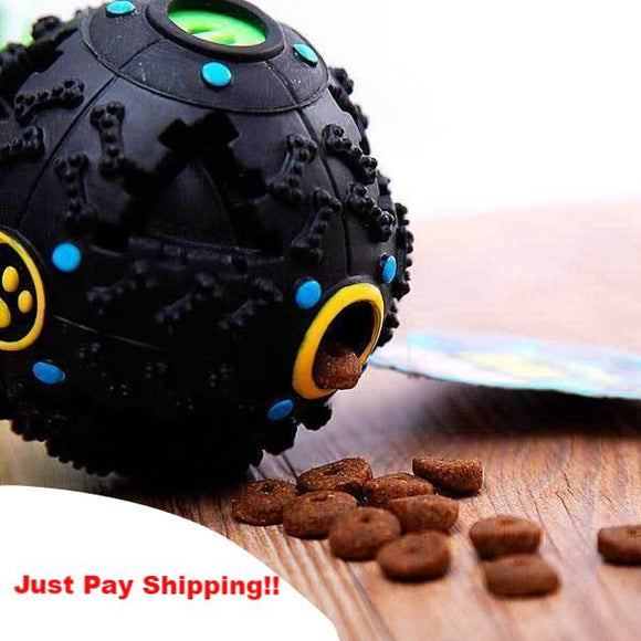 BGN™ Treat Ball 1¢ GIVEAWAY-Keep your pup sharp and focused!! - BuyGearNow