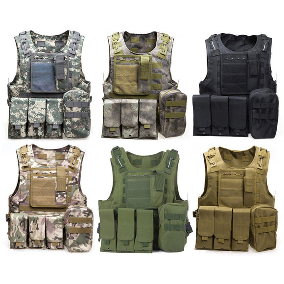 BGN Tactical Vest™ - Great for hunting, paintball, and other war games! - BuyGearNow