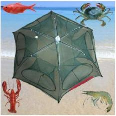 Automatic Crawfish Trap Cast Net (4,6,8,,10 holes, or bundle offers) - BuyGearNow