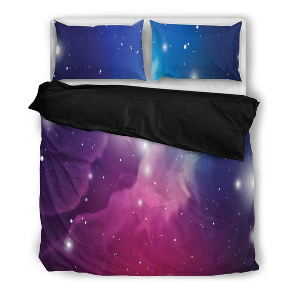 Galaxy Bedding Set-Duvet Cover and Pillow Shams - BuyGearNow