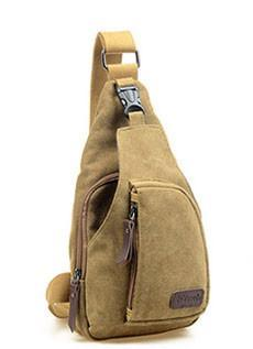 Canvas Military Messenger Bag - BuyGearNow