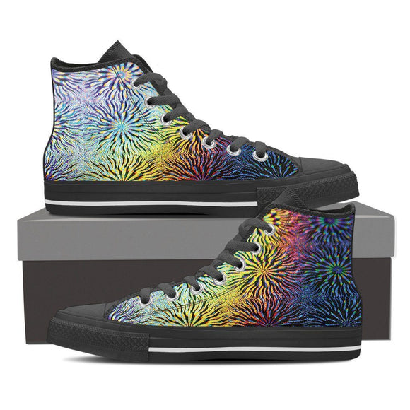 Chakra Sneakers Men & Women-High & Low Tops - BuyGearNow