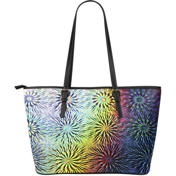 Chakra Leather Tote Large - BuyGearNow