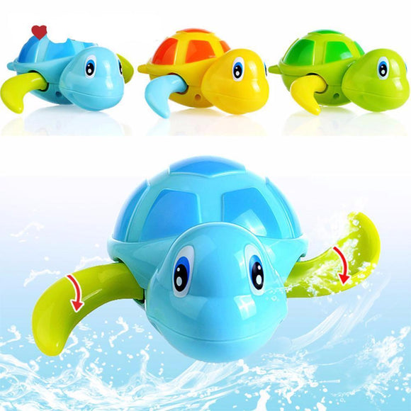 Crank-up Swimming Baby Turtle - BuyGearNow