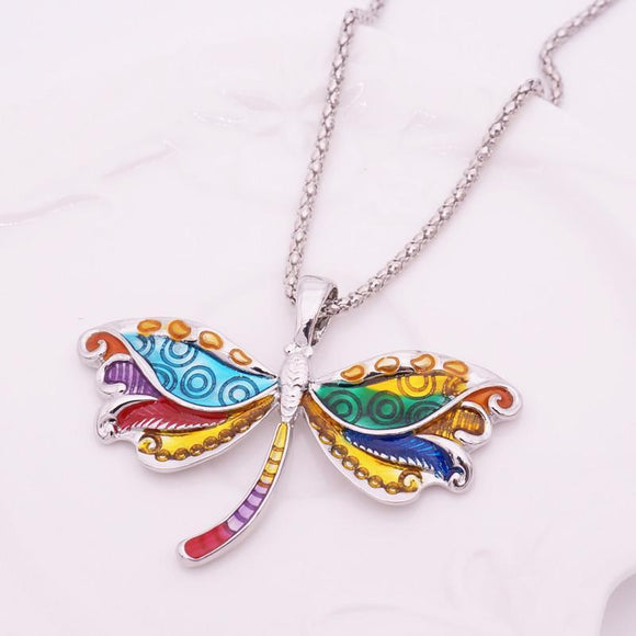 Dragonfly Necklace - BuyGearNow