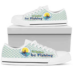 Fishing Low Top Men's - BuyGearNow