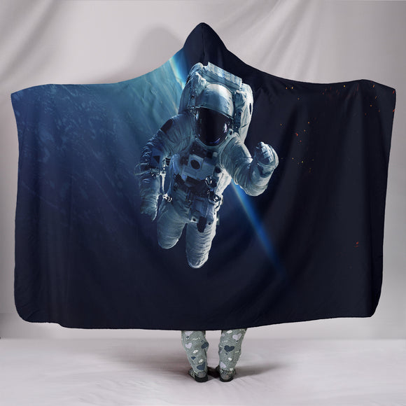 Space Jump Hooded Blanket - BuyGearNow