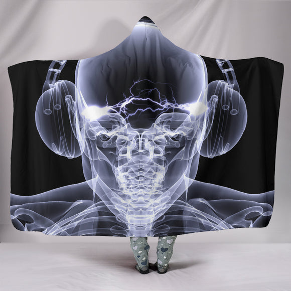 DJ XRAY Hooded Blanket - BuyGearNow