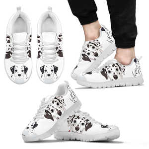 Dog Sneakers White - BuyGearNow
