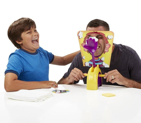 Pie Face Game-Fun For The Whole Family! - BuyGearNow