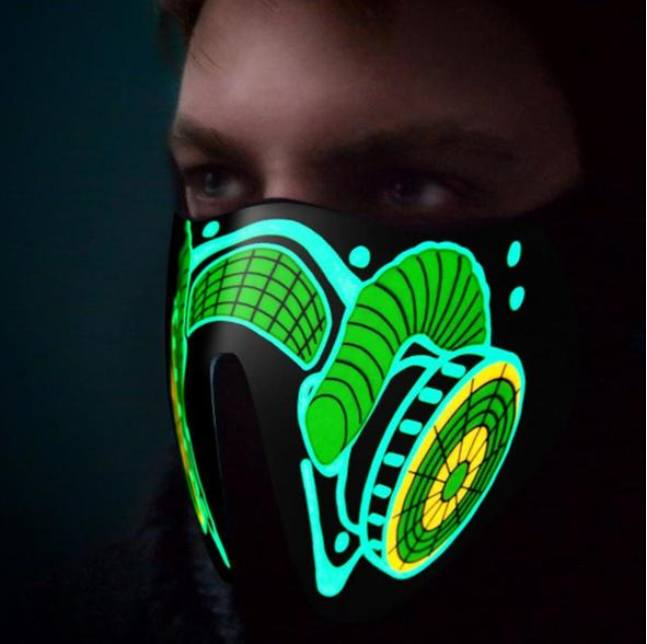 Pet Seat Covers >> TRON LED Masks – BuyGearNow