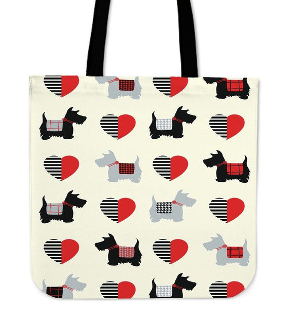 Scottish Terrier Tote Bag - BuyGearNow