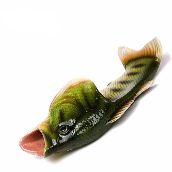 Bass Fish Slippers - BuyGearNow