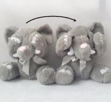 Peek A Boo Animals (Panda, Teddy, and Elephant Available) - BuyGearNow