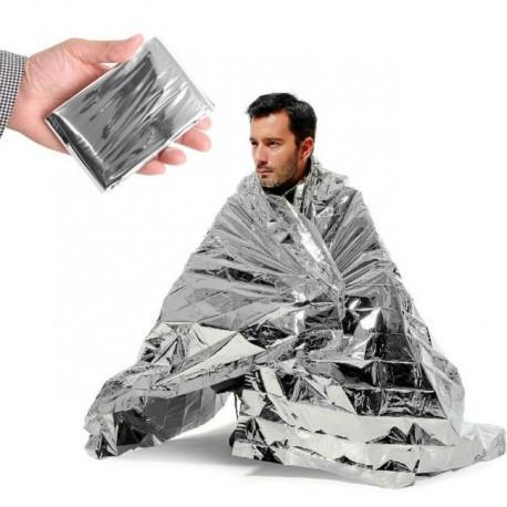 Waterproof Emergency Survival Rescue Space Blanket - BuyGearNow