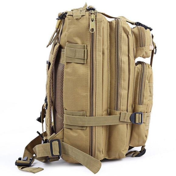Tactical Backpack Bug Out/Get Away Bag - BuyGearNow