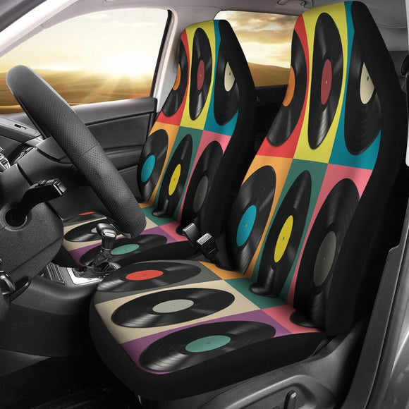 Vinyl Collection Car Seat Covers - BuyGearNow