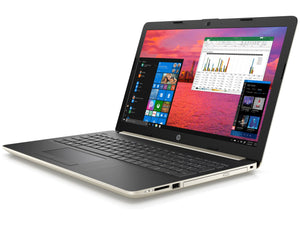 "HP 15 Laptop, 15.6"" SVA BrightView HD, i7-8550U, 32GB RAM, 1TB NVMe SSD+1TB HDD, Win10Pro"