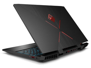 "HP OMEN 15, 15"" FHD, i7-9750H, 64GB RAM, 2TB SSD, 1660 Ti, Win 10 Home"