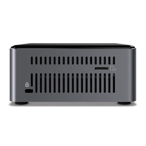 NUC NUC7i5BNH Mini PC/HTPC, i5-7260U 3.4GHz, 8GB RAM, 256GB SSD, Win10Pro