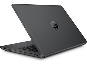 "HP 240 G6 14"" Laptop, i3-6006U, 8GB RAM, 512GB SSD, DVDRW, Win 10 Home"