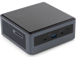 Intel NUC10i3FNH, i3-10110U, 32GB RAM, 1TB SSD +1TB HDD, Windows 10 Pro