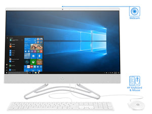 "HP 22, 21"" FHD, i3-8100T, 16GB RAM, 2TB SSD, DVDRW, Windows 10 Home"