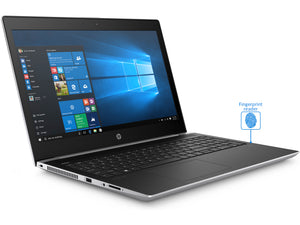 "HP 450 G5 15.6"" HD Laptop, i5-8250U, 8GB RAM, 2TB SSD, Win 10 Home"