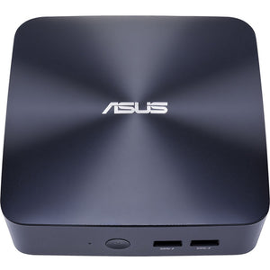 ASUS VivoMini UN65U Mini PC, i5-7200U 2.5GHz, 32GB DDR4, 1TB HDD, Win10Pro