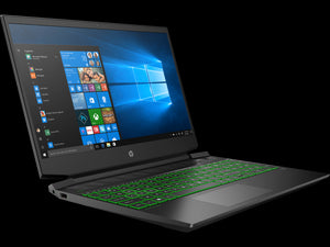 "HP 15, 15"" FHD, R5 3550H, 16GB RAM, 128GB SSD+1TB HDD, GTX 1050, Windows 10 Home"